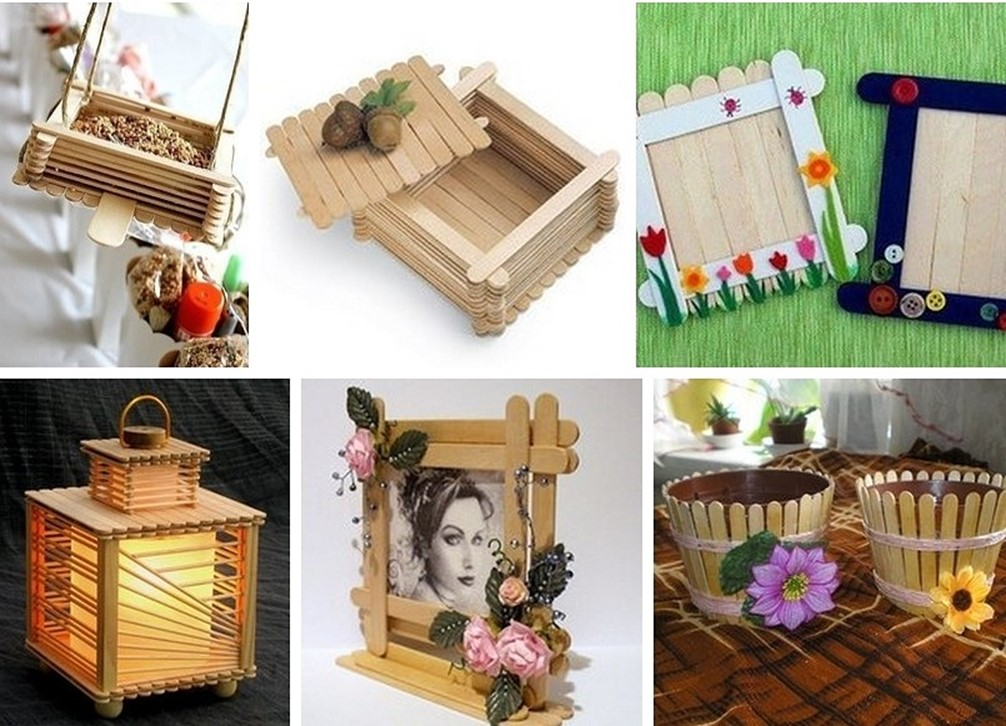 Homemade things made of unexpected materials diy is fun for Handmade things from waste material for kids step by step