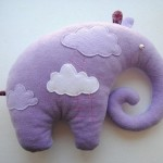Dreamy elephants fun toy for children