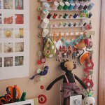 Storing small things for handy people. Ideas