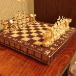 Chess of matches