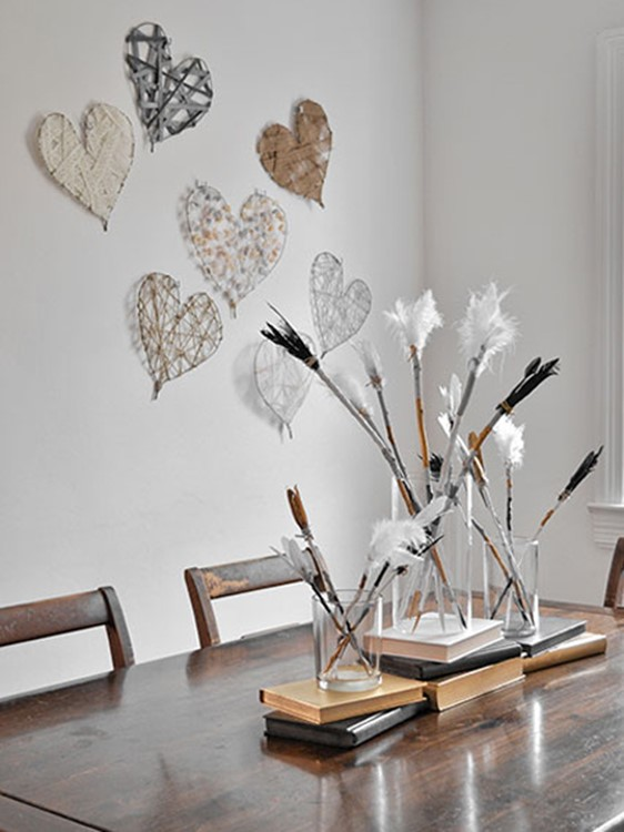 things to do on valentines day home decoration - Home Decorative Things