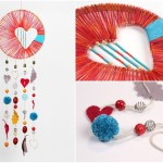 Handmade surprise for your darling. Unusual Valentine's Day gift – Dreamcatcher.