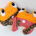 Handmade fun toy – Little Monster. DIY