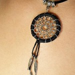 How to make a DreamCatcher pendant