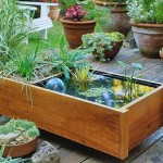 How to make your own container-pond