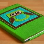 How to make a homemade book cover