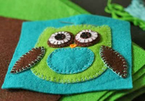 Diy Felt Book Cover : How to make a homemade book cover diy is fun