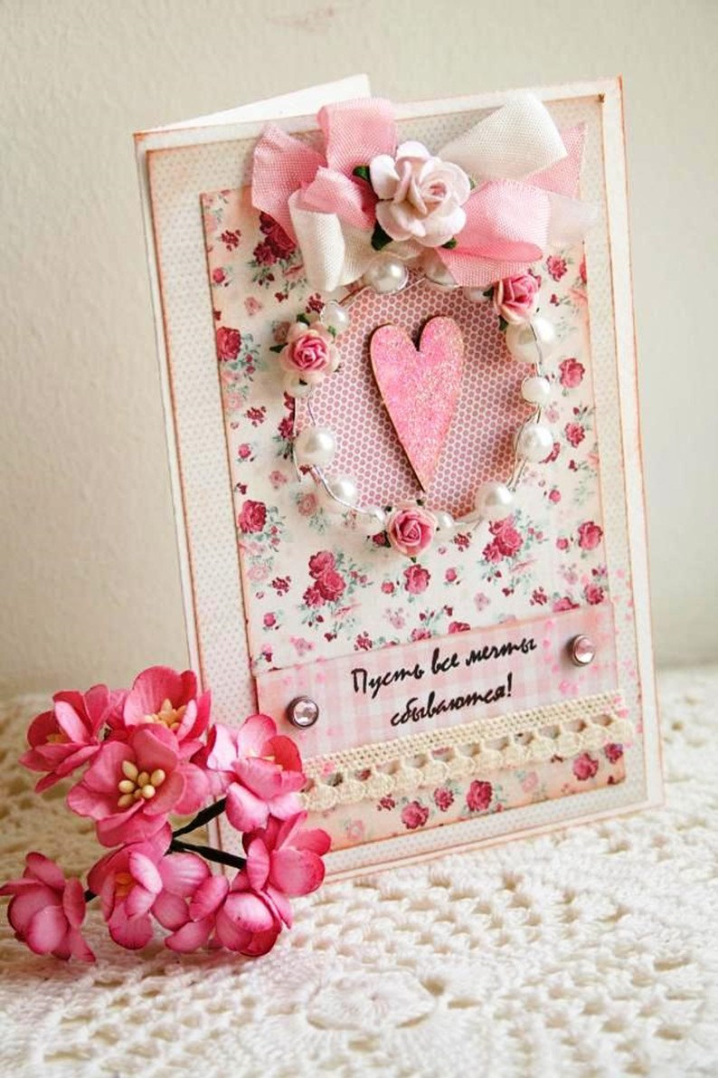 Images of How To Make Valentines Special Mothers day card – How to Make a Valentine Cards