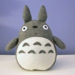 How to DIY Totoro soft toy: nice gift or souvenir