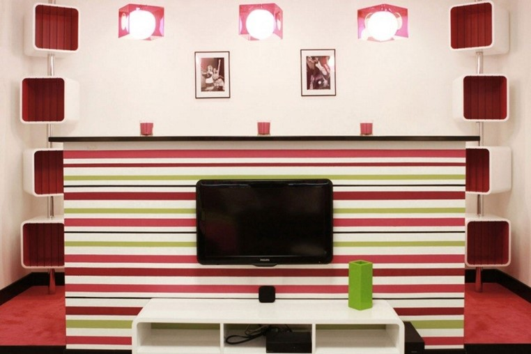 The interior in the style of Pop-Art and its features – DIY is FUN