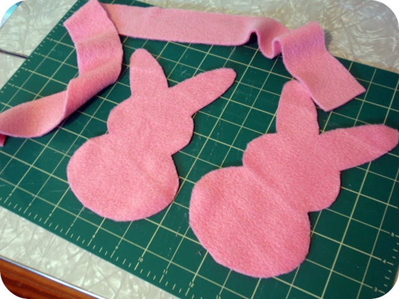 How to make cute Easter rabbit with their own hands – DIY is FUN