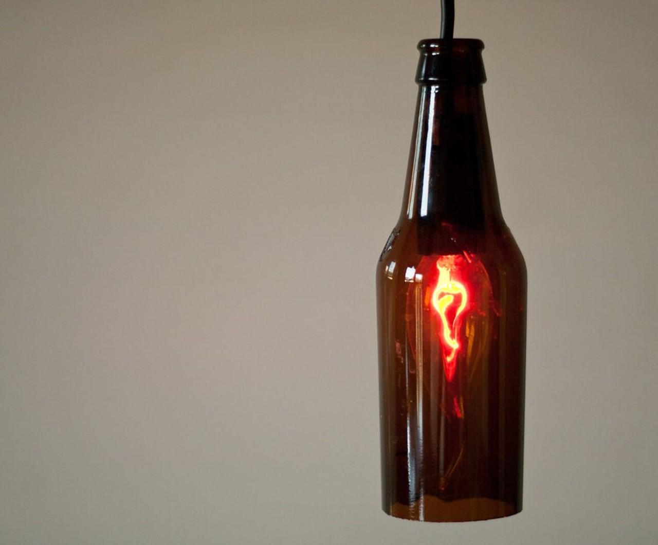 Beer bottle fun