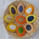 Easter crafts in interior decoration