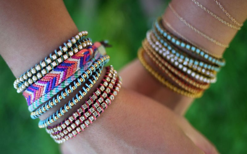 Handmade Bracelets Diy Is Fun