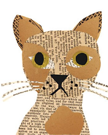newspaper art and craft ideas simple and paper craft ideas dogs and cats 6959