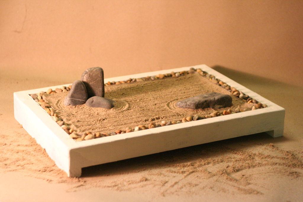 Уникальные идеи для творчества: DIY сад камней