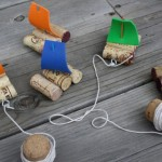 Simple preschool crafts: 3 cool Ideas for making a boat