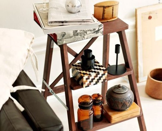 10 ideas for bedroom design: nightstands and handmade modern Fun Bedside Tables