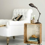 10 ideas for bedroom design: nightstands and handmade modern furniture
