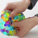 Anti-stress balls: fun projects for kids and original family crafts