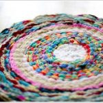 Braided handmade rugs